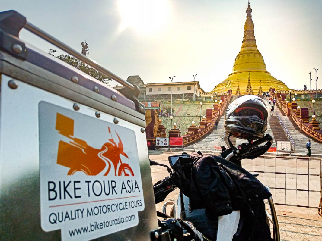 bmw motorcycle tour to myanmar 2020