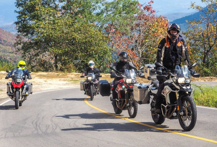 Scheduled Motorcycle Tour of Myanmar & Thailand | BIKE TOUR ASIA
