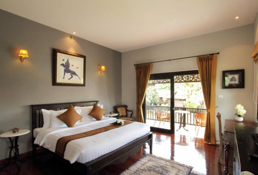 TH_Hotel_Chiangmai_Marndadee_Bed